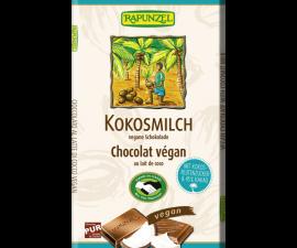 Шоколад на кокосовом молоке Rapunzel 80 г