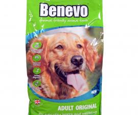 Корм для взрослых собак Benevo 15 кг