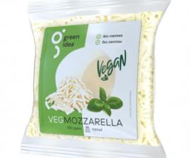 Сыр тертый Моцарелла Green Idea 200 г