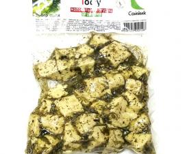 Тофу малосольный огурец с травами Соймик 300 г