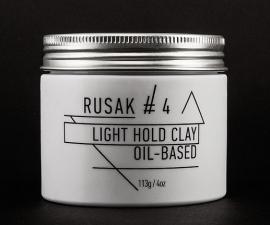 Глина легкой фиксации RUSAK 113 г