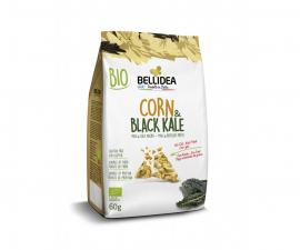 Снек из кукурузы и черной тосканской капусты Bellidea 60 г