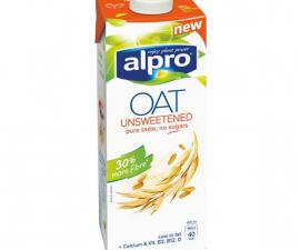 Напиток овсяный без сахара Alpro 1 л