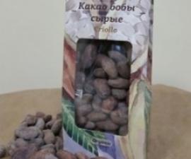 Какао бобы сырые Criollo 100 г