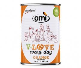 Корм влажный Orange для собак Ami 400 г
