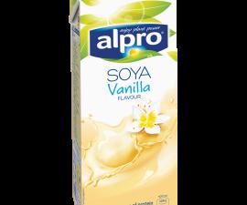 Напиток соевый ванильный Alpro 1л