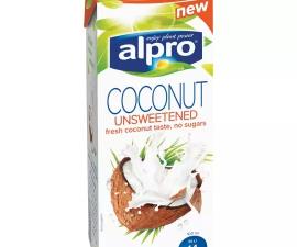 Напиток кокосовый без сахара Alpro 1 л